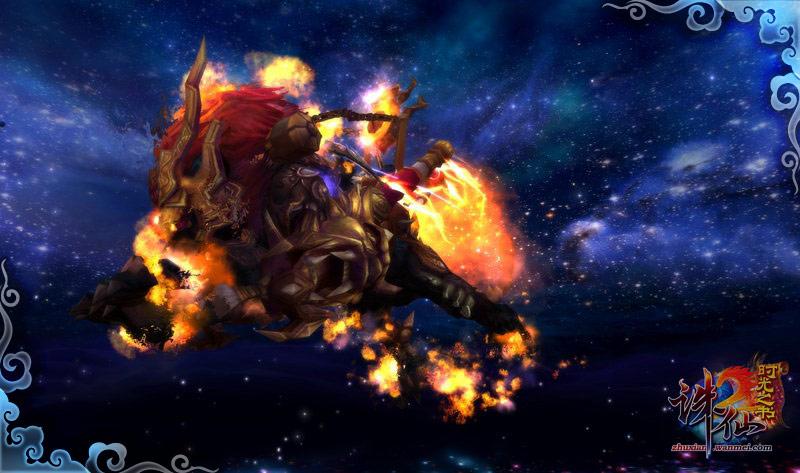 《诛仙2·时光之书》梦境河阳 全新模式趣味多