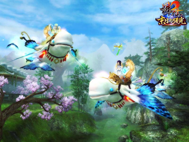 诛仙3 飞剑获得_百种珍品庆公测《诛仙2·末日与曙光》绝版道具重装登场 - 《诛 ...