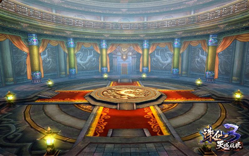 攀登永无止境《诛仙3·天域战歌》挑战神武天极塔
