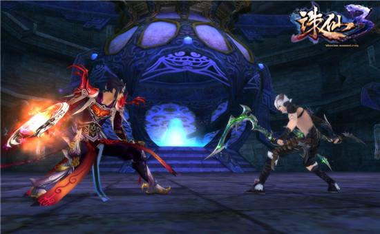 图片: 图五:《诛仙3》超华丽特效+战斗无限激情.jpg