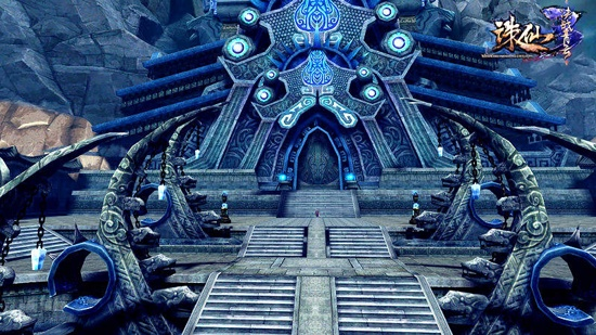 图片: 图7.《诛仙3》灵境战场.jpg
