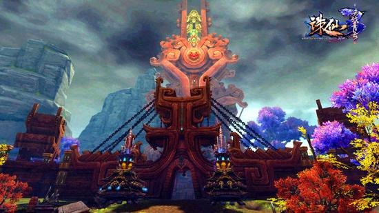 图片: 图8.《诛仙3》灵境战场.jpg