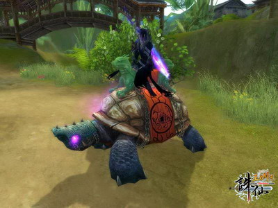 玄龟金鼎-龙龟   独特